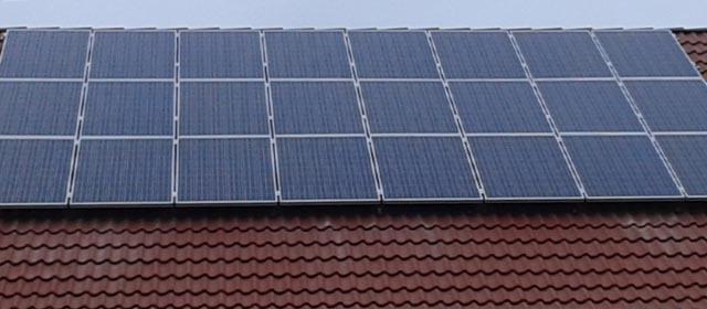 Photovoltaik 6 kwp
