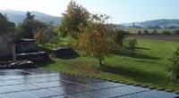 Photovoltaik-Anlage mit 24 Modulen © Riess