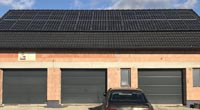 Photovoltaik-Anlage mit 26 Modulen © PV-Diskont.at